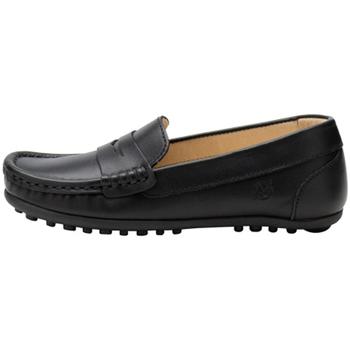 kengät Lapset Mokkasiinit Naturino 2013960 61 Musta