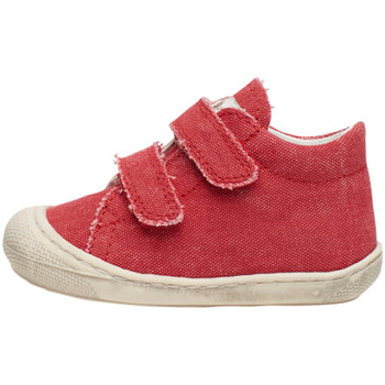 kengät Lapset Korkeavartiset tennarit Naturino 2012904 54 Punainen