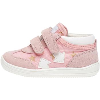 kengät Lapset Tennarit Naturino 2014916 02 Vaaleanpunainen