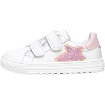 kengät Lapset Tennarit Naturino 2015163 01 Valkoinen