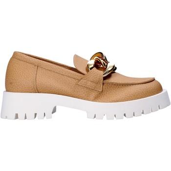 kengät Naiset Mokkasiinit Grace Shoes 631018 Beige