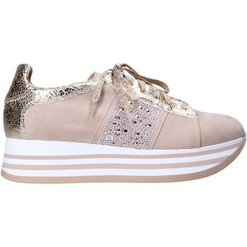 kengät Naiset Matalavartiset tennarit Grace Shoes MAR010 Beige