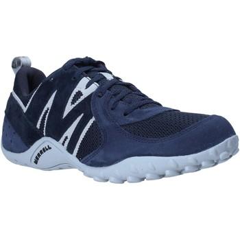 kengät Miehet Matalavartiset tennarit Merrell J598439 Sininen