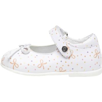 kengät Lapset Balleriinat Naturino 2012962 23 Valkoinen