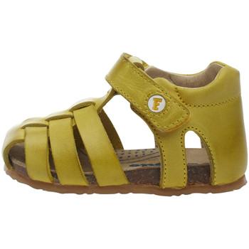 kengät Lapset Sandaalit ja avokkaat Falcotto 1500736 01 Keltainen