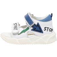 kengät Lapset Sandaalit ja avokkaat Falcotto 1500865 01 Valkoinen