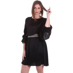 vaatteet Naiset Mekot Jijil JPI19AB272 Musta