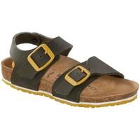 kengät Lapset Sandaalit ja avokkaat Birkenstock 1015754 Vihreä