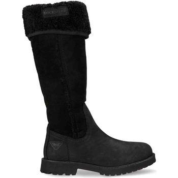kengät Naiset Bootsit Docksteps DSW103101 Musta