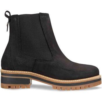 kengät Naiset Bootsit Docksteps DSW103502 Musta
