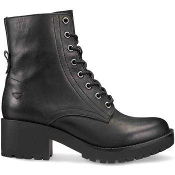 kengät Naiset Bootsit Docksteps DSW106100 Musta