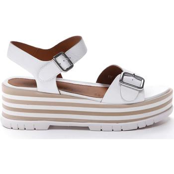 kengät Naiset Sandaalit ja avokkaat Stonefly 213920 Valkoinen