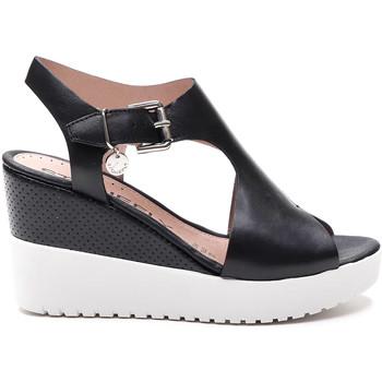 kengät Naiset Sandaalit ja avokkaat Stonefly 213914 Musta