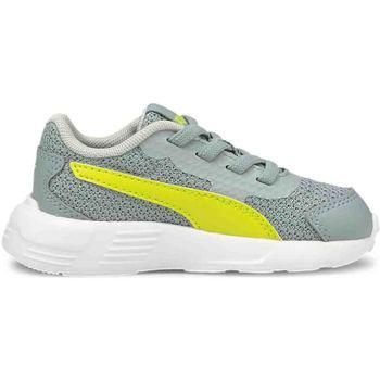 kengät Lapset Tennarit Puma 374243 Harmaa