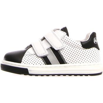 kengät Lapset Tennarit Naturino 2014816 01 Valkoinen