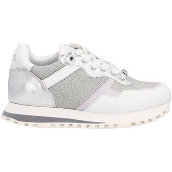 kengät Naiset Tennarit Liu Jo BA1049TX163 Valkoinen