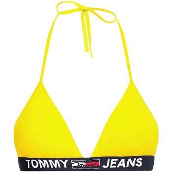 vaatteet Naiset Uima-asut / Uimashortsit Tommy Hilfiger UW0UW02938 Keltainen
