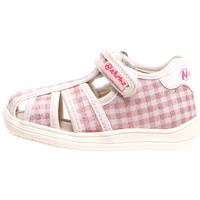 kengät Lapset Sandaalit ja avokkaat Naturino 4000664 03 Vaaleanpunainen