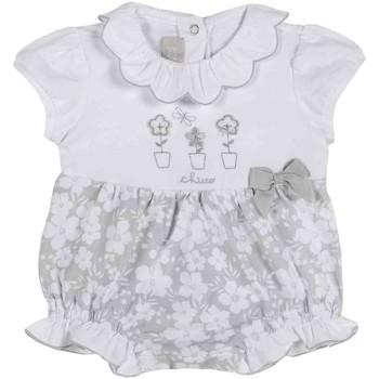 vaatteet Lapset Verryttelypuvut Chicco 09050855000000 Valkoinen