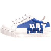 kengät Lapset Matalavartiset tennarit Naturino 2014872 01 Valkoinen