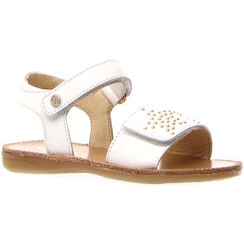 kengät Lapset Sandaalit ja avokkaat Naturino 502714 01 Valkoinen
