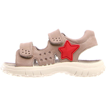 kengät Lapset Sandaalit ja avokkaat Naturino 502451 01 Beige