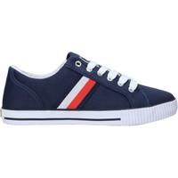kengät Lapset Tennarit Tommy Hilfiger T3B4-31070-1185X007 Sininen