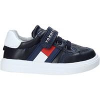 kengät Lapset Tennarit Tommy Hilfiger T1B4-30702-0622Y004 Sininen
