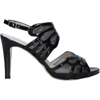 kengät Naiset Sandaalit ja avokkaat Melluso HS845 Musta