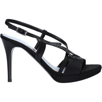 kengät Naiset Sandaalit ja avokkaat Melluso HJ420 Musta