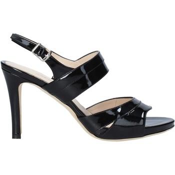 kengät Naiset Sandaalit ja avokkaat Melluso HS830 Musta