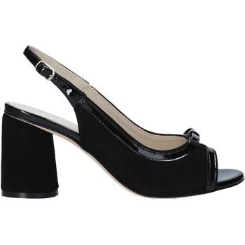 kengät Naiset Sandaalit ja avokkaat Melluso HS548 Musta