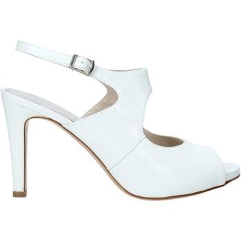 kengät Naiset Sandaalit ja avokkaat Melluso HS824 Valkoinen
