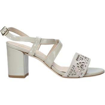 kengät Naiset Sandaalit ja avokkaat Melluso HS505 Beige