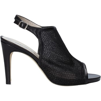 kengät Naiset Sandaalit ja avokkaat Melluso HS841 Musta