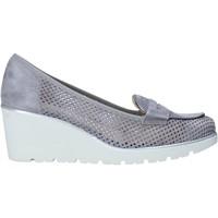 kengät Naiset Tennarit Melluso HR20509 Harmaa
