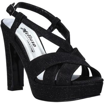 kengät Naiset Sandaalit ja avokkaat Melluso HJ440 Musta