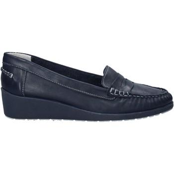 kengät Naiset Mokkasiinit Melluso 0250X Sininen