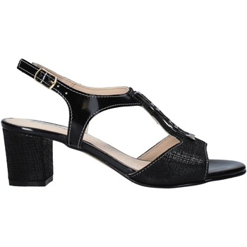 kengät Naiset Sandaalit ja avokkaat Melluso HK95360 Musta