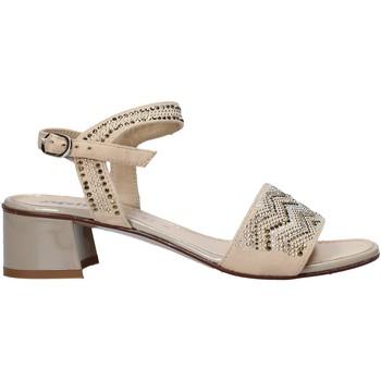 kengät Naiset Sandaalit ja avokkaat Melluso 03132X Beige