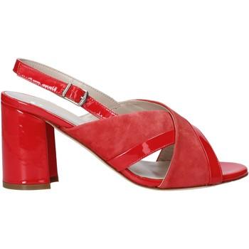 kengät Naiset Sandaalit ja avokkaat Melluso HS530 Punainen