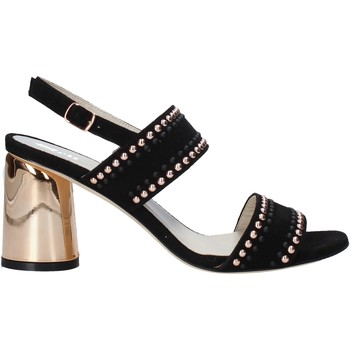 kengät Naiset Sandaalit ja avokkaat Melluso HS553 Musta