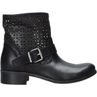 kengät Naiset Bootsit Melluso H01400 Musta