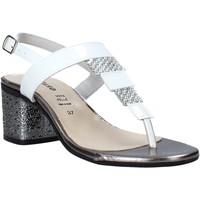 kengät Naiset Sandaalit ja avokkaat Melluso H037097 Valkoinen