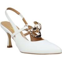 kengät Naiset Sandaalit ja avokkaat Grace Shoes 057R059 Valkoinen