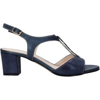 kengät Naiset Sandaalit ja avokkaat Melluso HK95360 Sininen