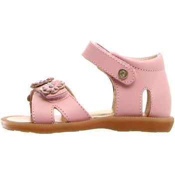 kengät Lapset Sandaalit ja avokkaat Naturino 502671 01 Vaaleanpunainen