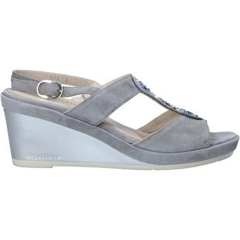 kengät Naiset Sandaalit ja avokkaat Melluso HR70513 Harmaa