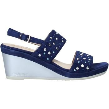 kengät Naiset Sandaalit ja avokkaat Melluso HR70531 Sininen