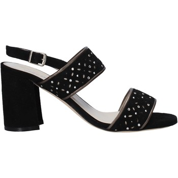 kengät Naiset Sandaalit ja avokkaat Melluso HS533 Musta
